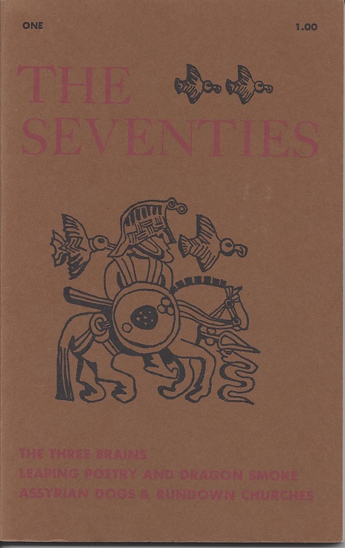 THE SEVENTIES. Robert Bly, ed, Vallejo Rilke, Ginsberg, Snyder, Neruda.