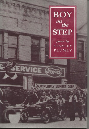 BOY ON THE STEP. Stanley Plumly.