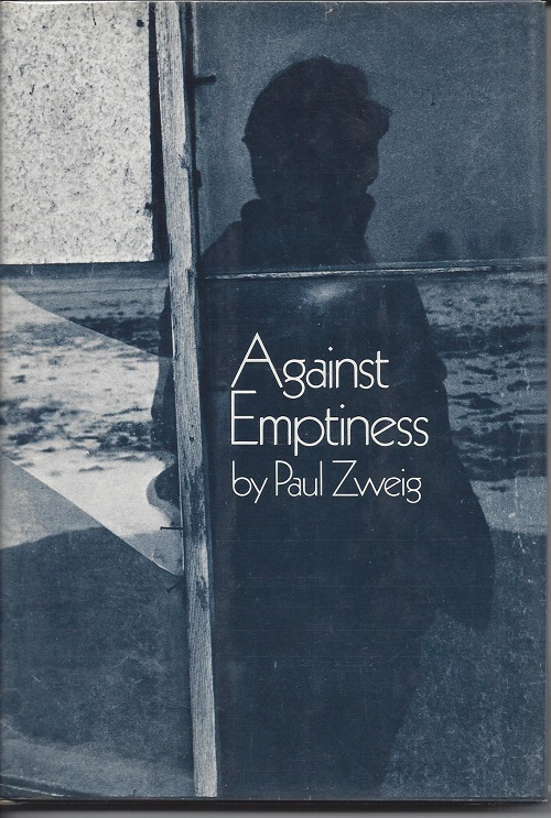 AGAINST EMPTINESS.
