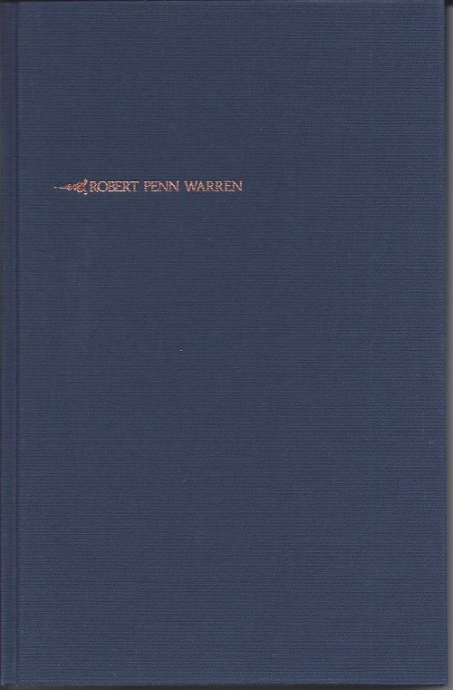 RUMOR VERIFIED: POEMS 1979-1980. Robert Penn Warren.