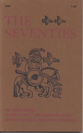 THE SEVENTIES. Robert Bly, ed, Vallejo Rilke, Ginsberg, Snyder, Neruda