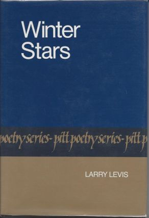 WINTER STARS. Larry Levis