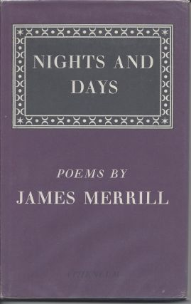 NIGHTS AND DAYS. James Merrill