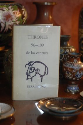 THRONES 96-109 DE LOS CANTARES. Ezra Pound, James Laughlin