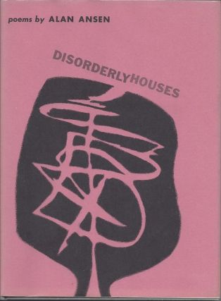 DISORDERLY HOUSES. Alan Ansen