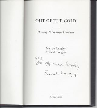 OUT OF THE COLD: DRAWINGS AND POEMS FOR CHRISTMAS.