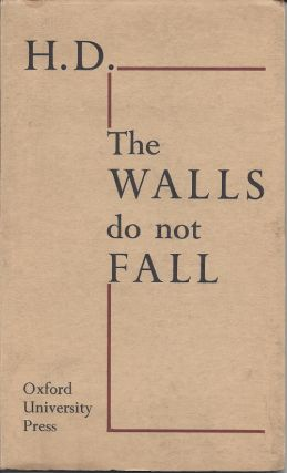 THE WALLS DO NOT FALL.