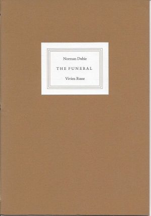 THE FUNERAL. Norman Dubie